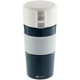 Термокружка Shell, синяя фото