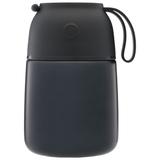 Термос для еды feedAway 500, серо-стальной фото
