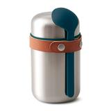 Термос  для горячего food flask бирюзовый, бирюзовый фото