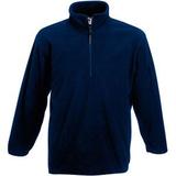 Толстовка Half Zip Fleece, глубокий темно-синий фото