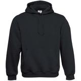 Толстовка Hooded, черная фото