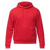 Толстовка Hooded красная, красный фото