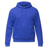 Толстовка Hooded ярко-синяя, синий фото