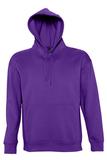 Толстовка с капюшоном SLAM 320, фиолетовая фото