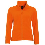 Толстовка женская North Women, оранжевый фото