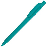 Ручка шариковая TWIN SOLID, бирюзовый фото