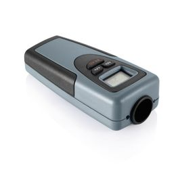 Ультразвуковой дальномер с лазерной указкой, черный, серый фото