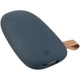 Внешний аккумулятор универсальный Pebble, 5200 mAh, темно-серый фото