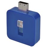 Флешка Akor , 8Гб, синяя фото
