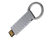 USB-флешка на 16 Гб Steel, серебряная фото