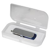 Флешка Portobello Elegante, 16 Гб, синий, в подарочной упаковке фото