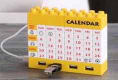 USB-разветвители «Календарь» фото