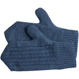 Варежки Comfort Up, синий меланж фото