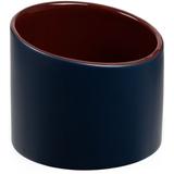 Ваза Form Fluid, малая, сине-бордовая фото