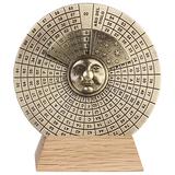 Вечный календарь Perpetuo в бордовой коробке фото