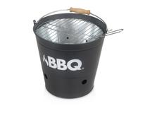 Ведро для барбекю Brazier, черное фото