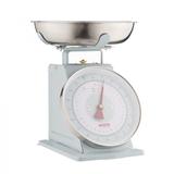 Весы кухонные living, голубые, 4 кг фото