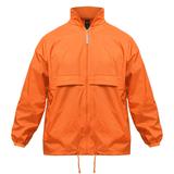 Ветровка Sirocco, оранжевая фото