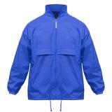 Ветровка Sirocco, ярко-синяя фото