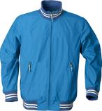 Ветровка унисекс GARLAND, голубая фото