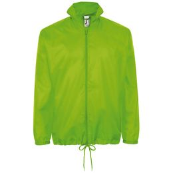 Ветровка унисекс SHIFT, зеленое яблоко фото