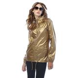 Ветровка женская Sirocco Metallic, золотой фото
