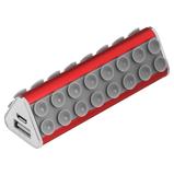 Внешний аккумулятор-подставка stuckBank Plus 2600 мАч, красный фото