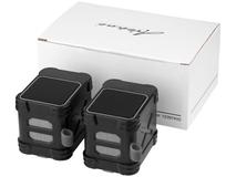 Водонепроницаемые колонки Bond с функцией Bluetooth, черный/серый фото