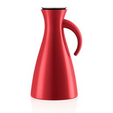 Высокий термокувшин vacuum 1 л красный, красный фото