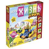 Игра настольная «Игра в жизнь. Junior», разноцветная фото
