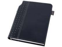Записная книжка Journal Signature А6, черный/ серый фото
