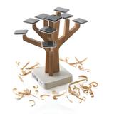 Зарядное устройство Suntree на солнечных батареях, коричневый фото