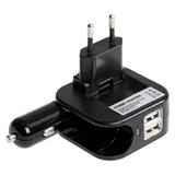 Зарядное устройство Vemork, черное фото