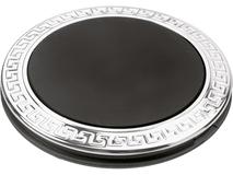 Складное Зеркальце Отражение, черный/ серый фото