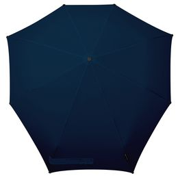 Зонт складной антишторм механический senz° midnight blue, синий фото