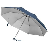 Зонт складной Silverlake, синий фото