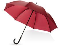 Зонт трость ручной Balmain, бордовый фото