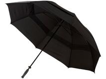 Зонт трость противоштормовой Bedford, черный фото