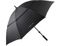 Зонт трость ручной d1360мм, черный фото