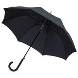 Зонт трость полуавтомат Knirps E.703, черный фото