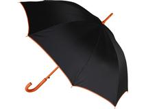 Зонт-трость Гилфорт, чёрный фото