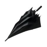 Зонт-трость Grid City, черный фото