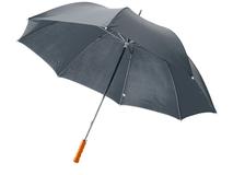 Зонт-трость Karl, серый фото