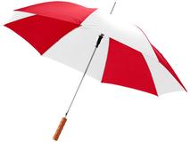 Зонт-трость Lisa, красно-белый фото