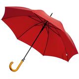 Зонт-трость LockWood, красный фото