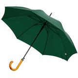 Зонт-трость LockWood, зеленый фото