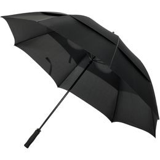 Зонт трость механический двойной купол oldCourse, черный фото