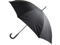 Зонт трость ручной Алтуна, черный фото