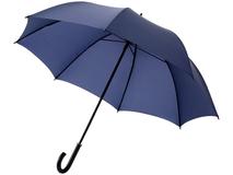 Зонт трость механический Риверсайд, синий фото