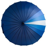 Зонт-трость «Спектр», синий фото